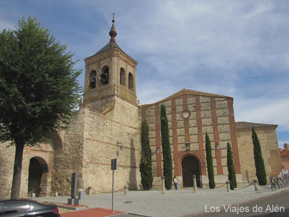 Fachada Iglesia De San Miguel, Olmedo