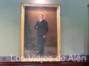 cuadro del marqués de Comillas