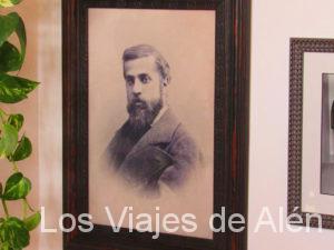 Retrato de un joven Antonio Gaudí