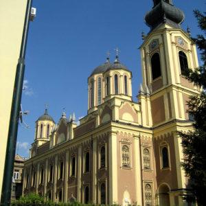 Catedral Ortodoxa De Sarajevo. El Interior Del Templo Es Impresionante