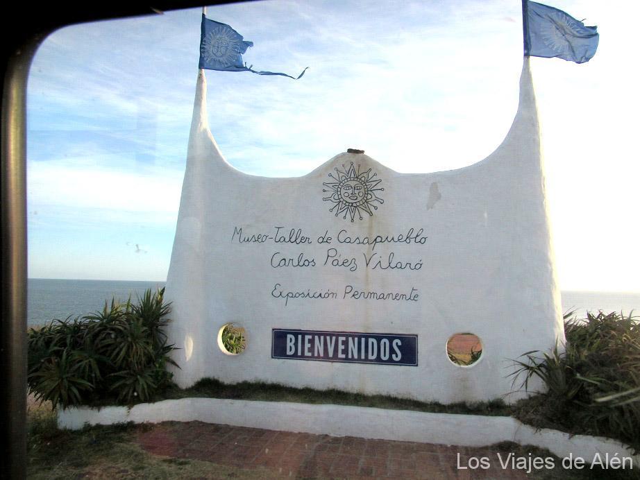 Entrada A Casa Pueblo (Uruguay)
