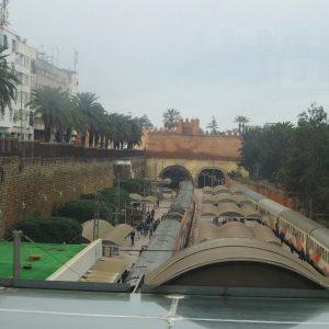 Estación De Tren De Rabat