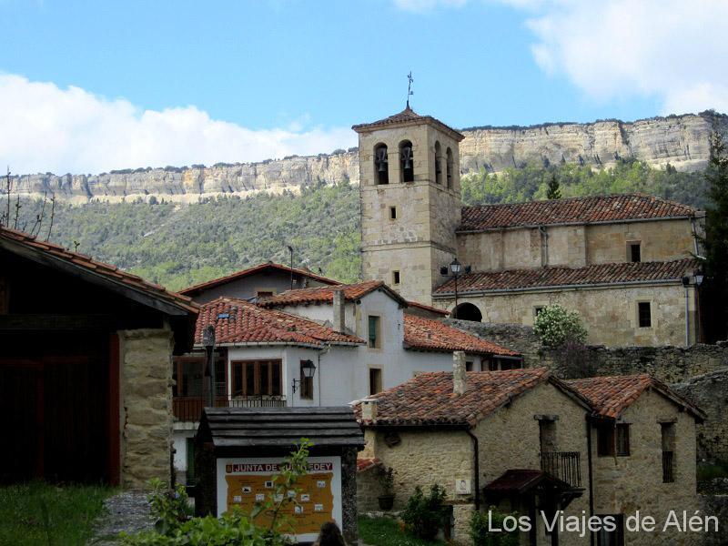 Iglesia Románica De Puentedey