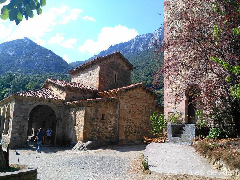 Iglesia prerrománica de Lebeña-Camino Lebaniego