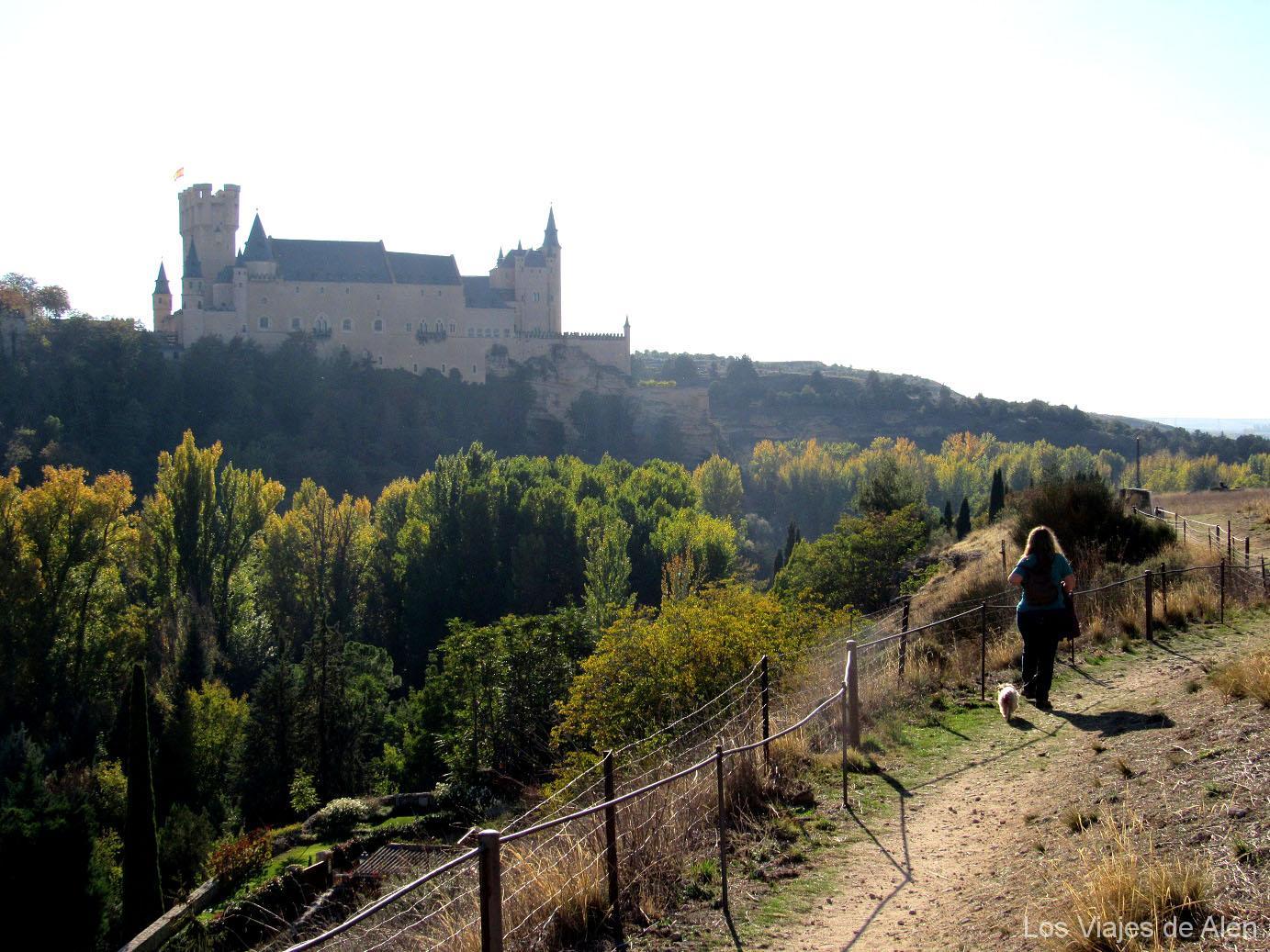 Sendero Panorámico Segovia