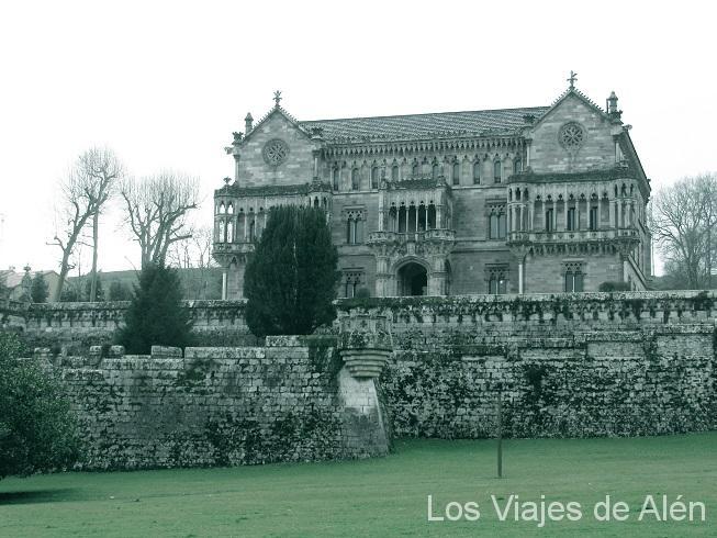Palacio De Sobrellano, Comillas. Losviajesdelalen
