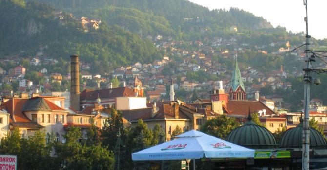 Un Paseo Por La Ciudad De Sarajevo (Bosnia-Herzegovina)