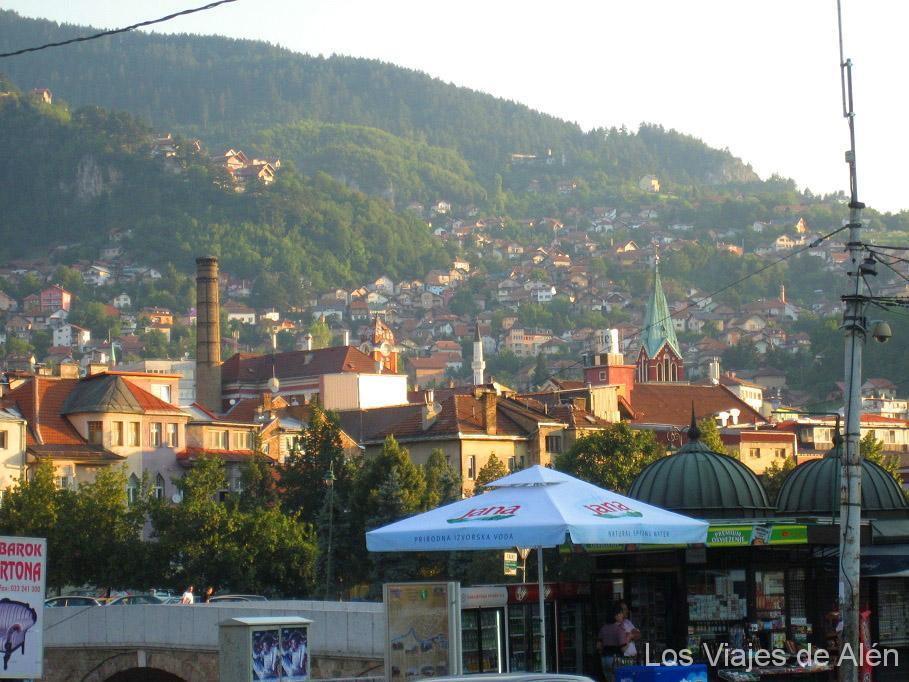 Sarajevo Los Viajes De Alen