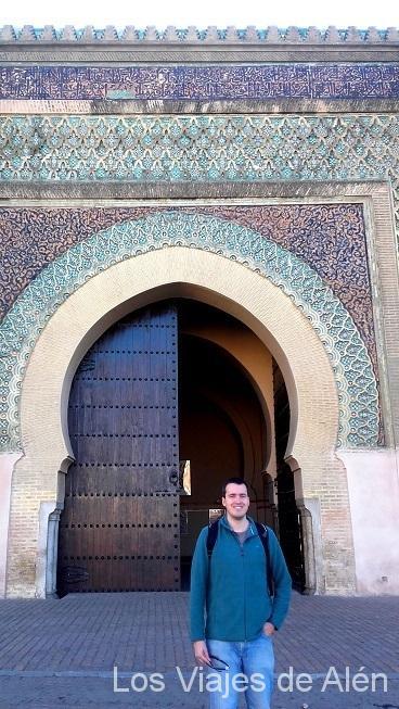 Puerta Bab Monsour