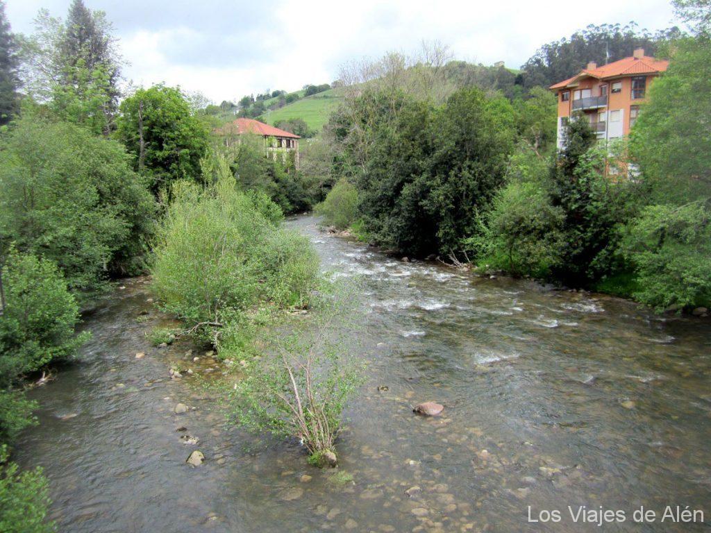 El mágico río Miera