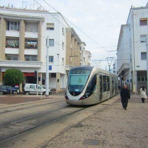 Tranvia Rabat